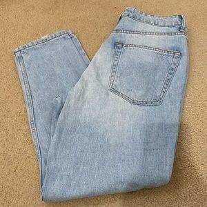 Topshop Moto Mom Jeans W28 L30